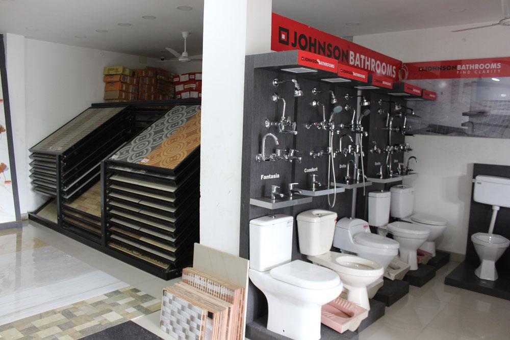 Karuppiah Tiles Showroom Aranthangi